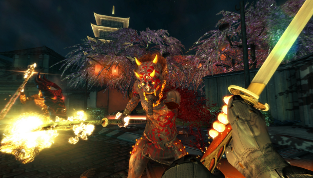 Shadow Warrior for Xbox One and PS4 Date Announced