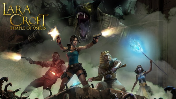 New Lara Croft Game Gets A Collector's Edition