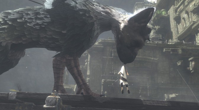 The Last Guardian Won't be at TGS