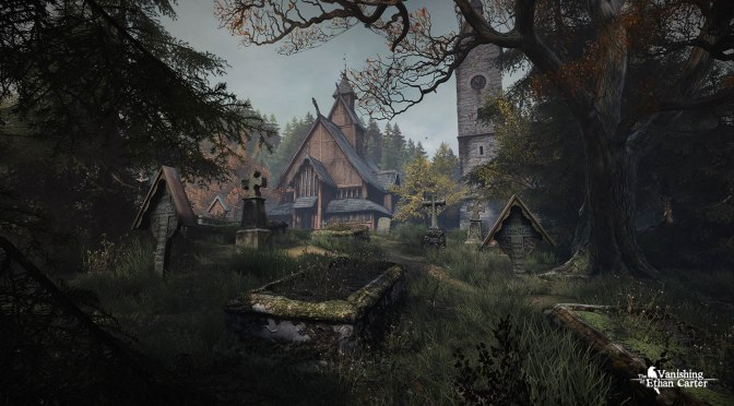 The Vanishing of Ethan Carter Gets A PlayStation 4 Trailer