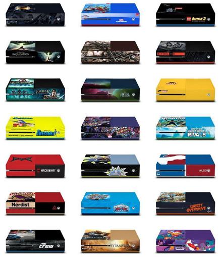 XboxOneSpecialEditions