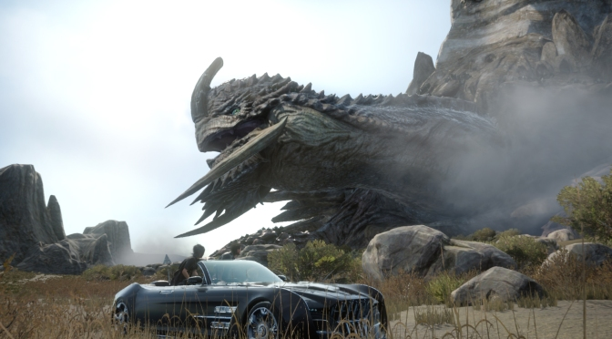 New Final Fantasy XV Trailer Released for TGS 2014