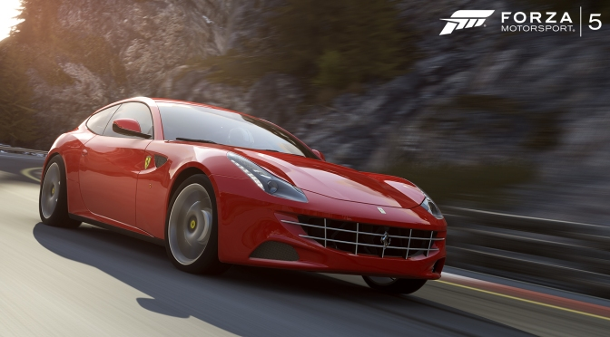 Forza Motorsport 5 Free This Weekend