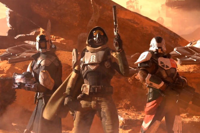 Destiny Generates $500 Million on its First Day