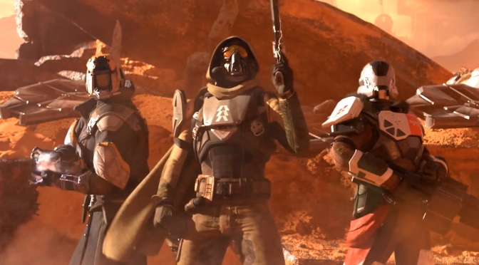 Destiny Topples UK New IP Charts