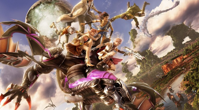 Steam to receive Final Fantasy XIII