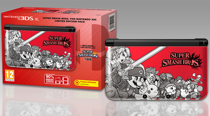 Super Smash Bros. 3DS XL Likely Coming to America