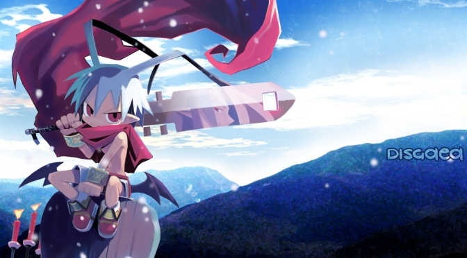 Disgaea 5 Coming to PlayStation 4