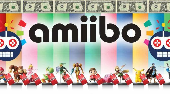 MONG Podcast – 49 – Are Amiibos Too Expensive?