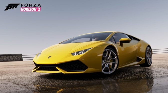 Forza Horizon 2 Shines In Launch Trailer