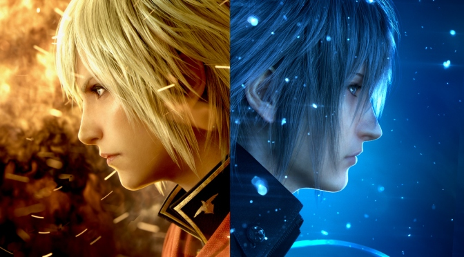 Final Fantasy XV Demo Bundled with Final Fantasy Type-0