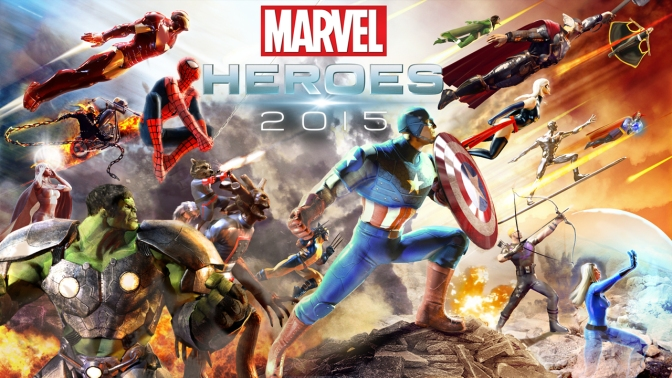 A New Hero Enters the Marvel Heroes 2015 Fray
