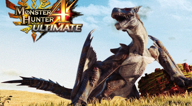 Monster Hunter 4 Ultimate Gets A Collector's Edition