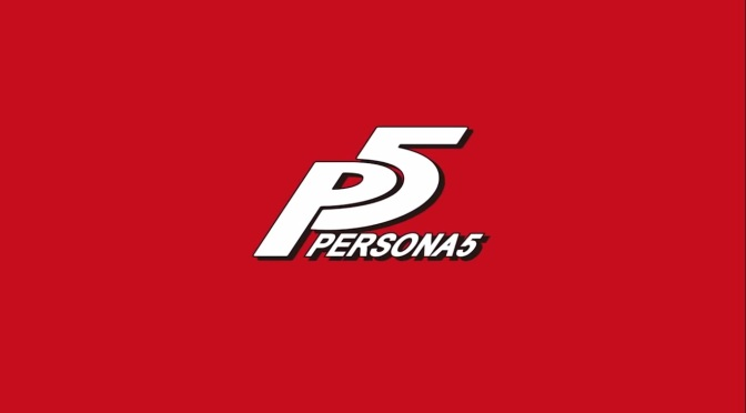 Persona 5 Coming To PlayStation 4