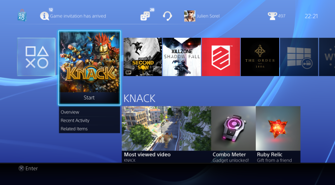 PlayStation 4 and Vita Getting Custom Theme Support