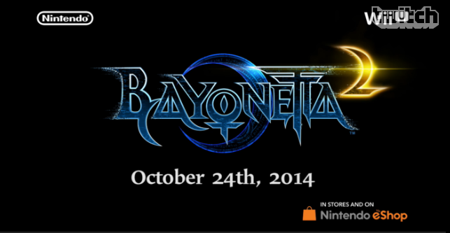 New Costume and More from Bayonetta 2 Direct