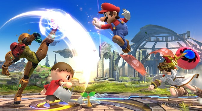 Super Smash Bros. Release Date Leaked?