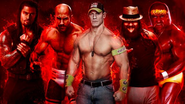 WWE 2K15 Gameplay Trailer Revealed