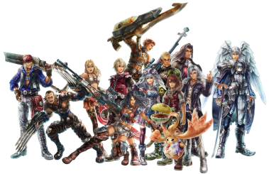 xenoblade_chronicles_group_by_giovannimicarelli-d49ih7s
