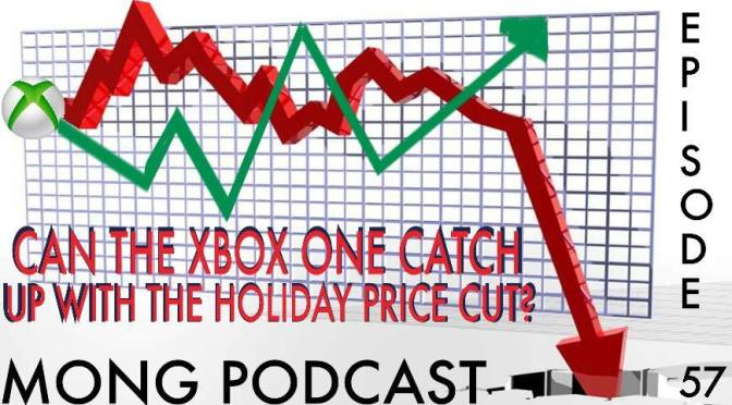 Can the Xbox One Catch Up With Holiday Price Cut?
