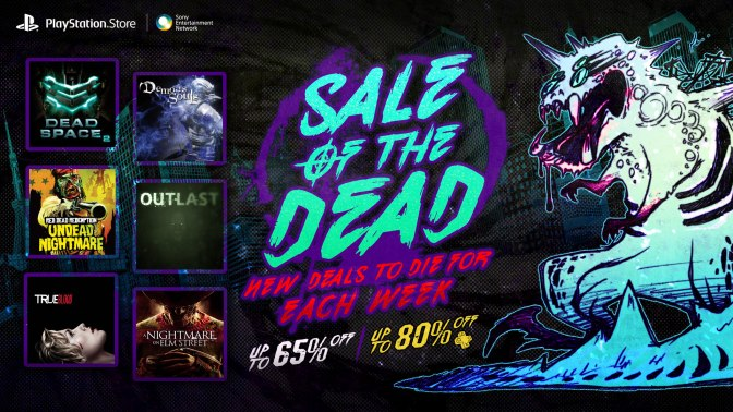 PSN 2014 Sale of the Dead