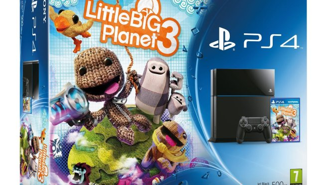 Potential PlayStation 4 Bundle Leaked