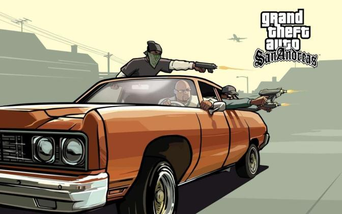 An upgraded GTA: San Andreas is coming to Xbox 360!