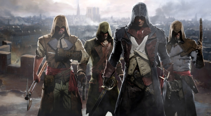 Assassins Creed Unity Locked at 900p Across Consoles