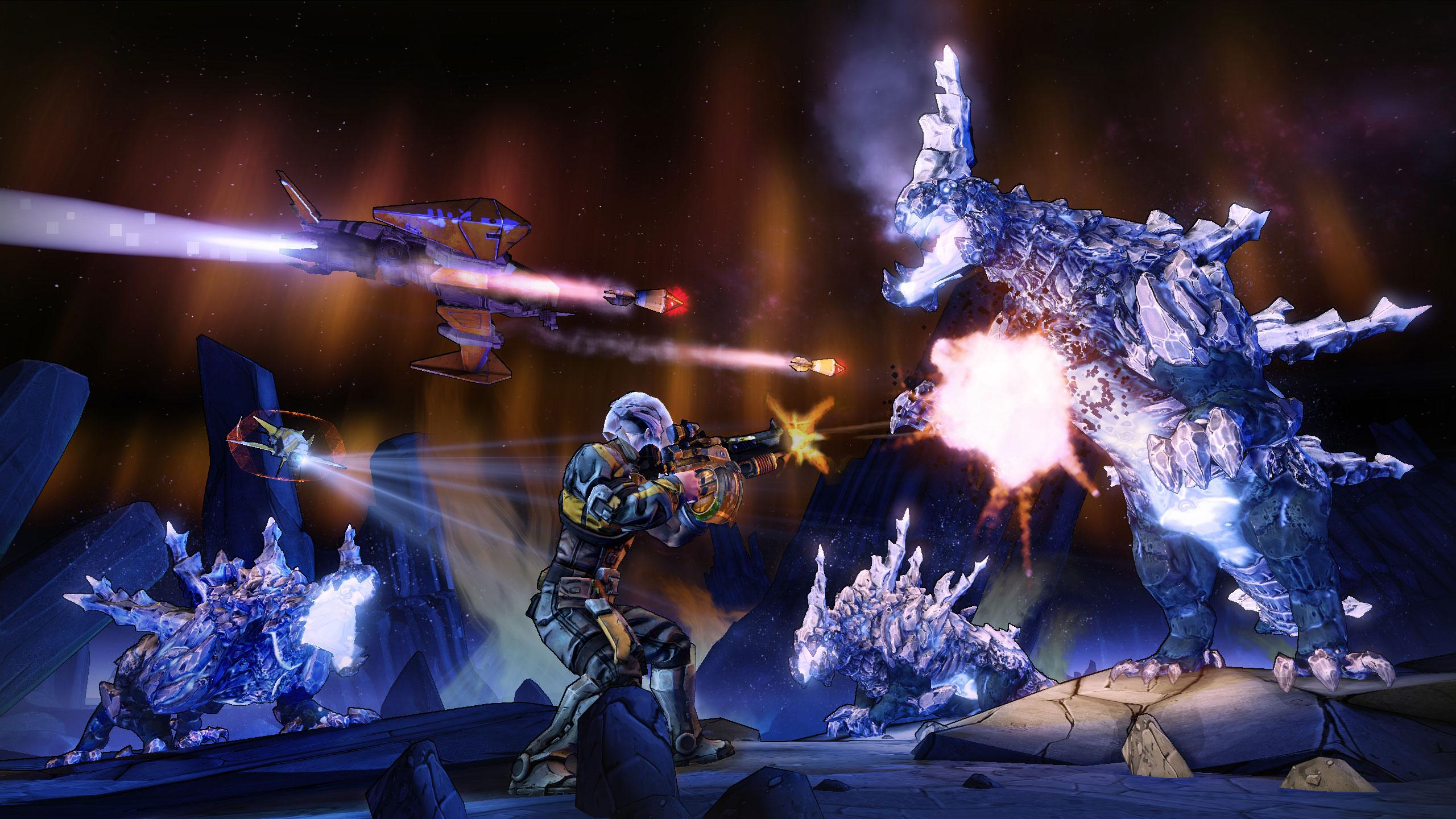 Borderlands: The Pre-Sequel Review | Middle Of Nowhere Gaming Borderlands Pre Sequel
