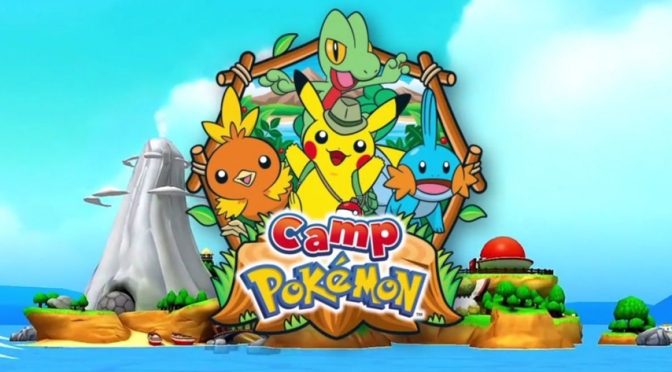 Meet the Camp Pokémon App