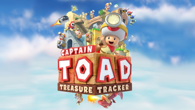 UK Retailer GAME Might Be Selling Captain Toad Treasure Tracker 2 Weeks Early!