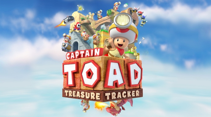 Nintendo Announces U.S. Release Date for Captain Toad: Treasure Tracker