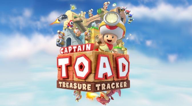 Nintendo Announces U.S. Release Date for Captain Toad: Treasure Tracker