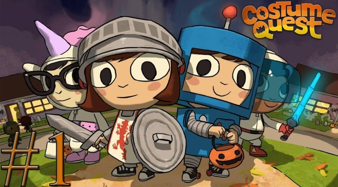Costume Quest 2 Brings Sackboy Out of the Closet