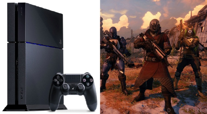 NPD Report: PlayStation 4 and Destiny Top Charts