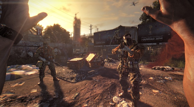 Dying Light is a Now Only Available on PS4, Xbox One and PC