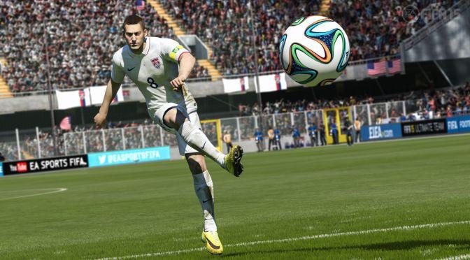 EA Dominates the UK No. 1 Charts for 2014