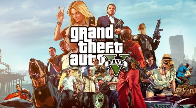GTA V Again Reigns Supreme on PlayStation Store Sales