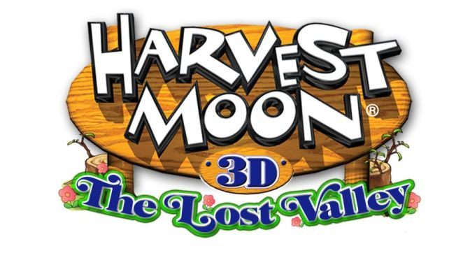 Harvest Moon 3D: The Lost Valley Release Date Announced