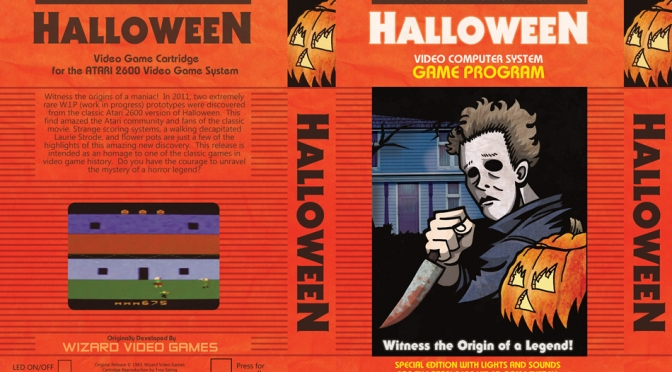 Retro Review: Halloween Atari 2600