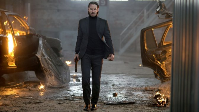 Payday 2 Enlists John Wick For New DLC