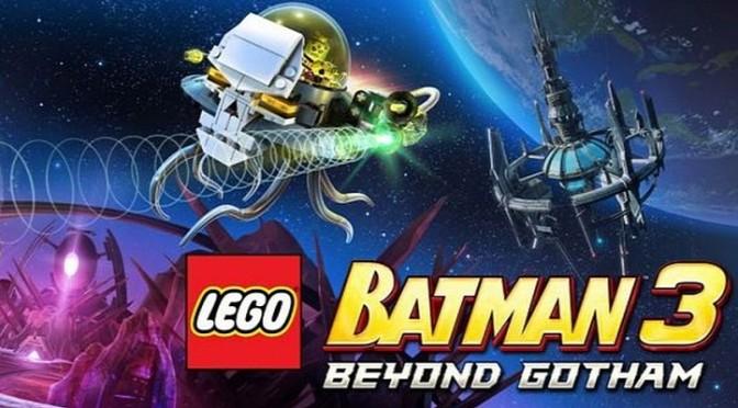 Lego Batman 3 Trailer Shines With Voice Talent