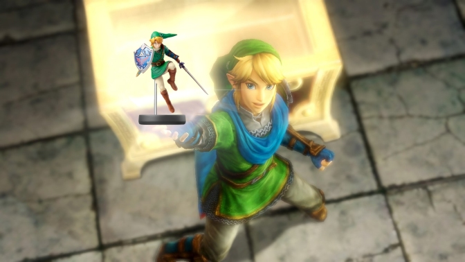 Hyrule Warriors to Feature Amiibo Support