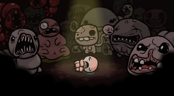 The Binding of Isaac: Rebirth Free For PS Plus In November