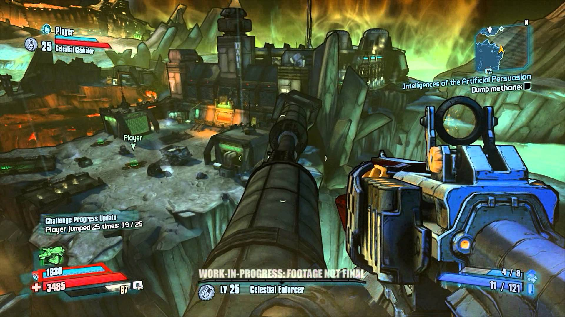 Borderlands The Pre Sequel Review Middle Of Nowhere Gaming
