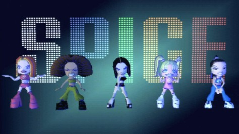 Because Scary Spice... Get it? GET IT????
