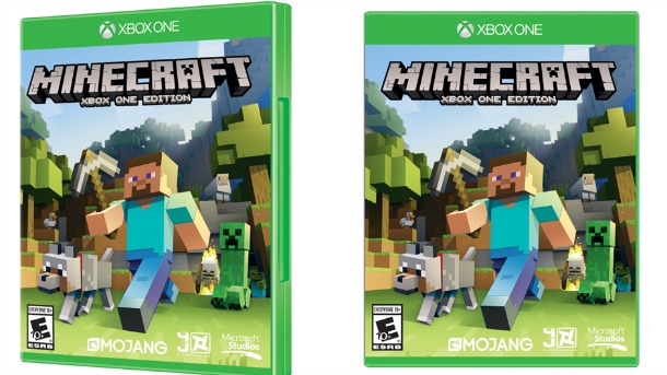 Minecraft for Xbox One Retail Release Date Announced!