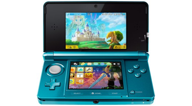 Nintendo 3DS Themes Revealed