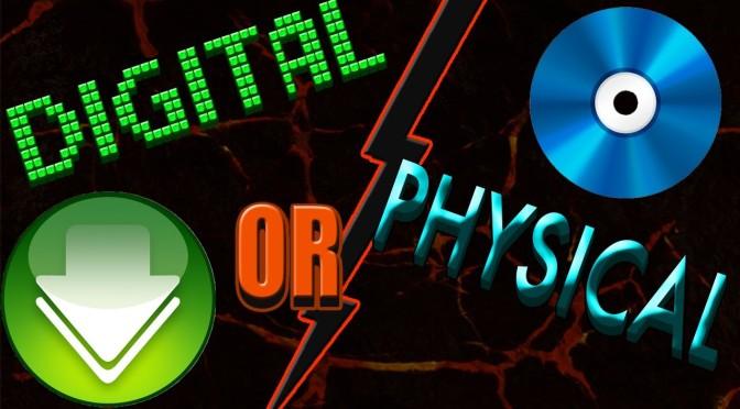 The Endless Debate: Digital Downloads Vs Physical Games