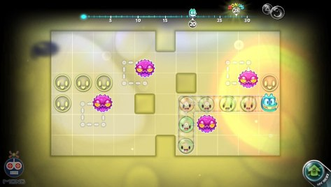 A simple laboratory mode level.